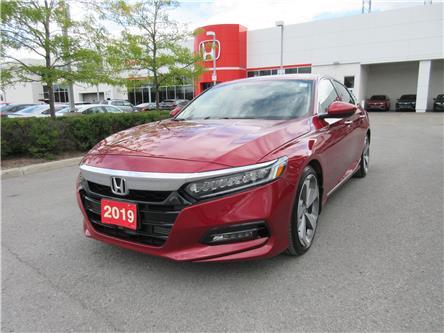 2019 Honda Accord Touring 2.0T (Stk: 29865A) in Ottawa - Image 1 of 19