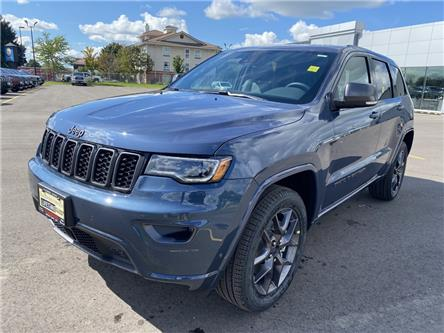2021 Jeep Grand Cherokee Limited (Stk: 21-281) in Ingersoll - Image 1 of 20