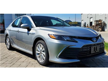 2021 Toyota Camry Hybrid XSE (Stk: 61702) in Sarnia - Image 1 of 10