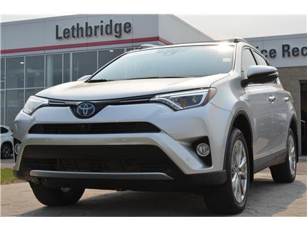 2016 Toyota RAV4 Hybrid Limited (Stk: UT5795A) in Lethbridge - Image 1 of 29