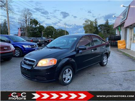 2011 Chevrolet Aveo LS (Stk: ) in Cobourg - Image 1 of 18
