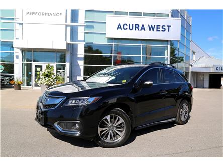 2018 Acura RDX Elite (Stk: 7496A) in London - Image 1 of 23