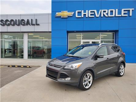 2015 Ford Escape Titanium (Stk: 228655) in Fort MacLeod - Image 1 of 4