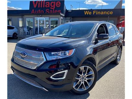 2017 Ford Edge Titanium (Stk: P38534) in Saskatoon - Image 1 of 22
