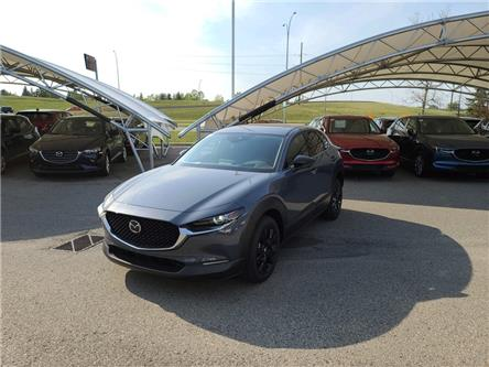 2021 Mazda CX-30 GT w/Turbo (Stk: N6955) in Calgary - Image 1 of 4