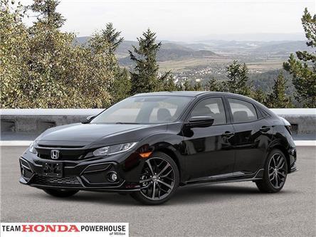2021 Honda Civic Sport (Stk: 21353) in Milton - Image 1 of 23