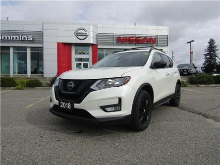 2018 Nissan Rogue SV (Stk: S-84) in Timmins - Image 1 of 17