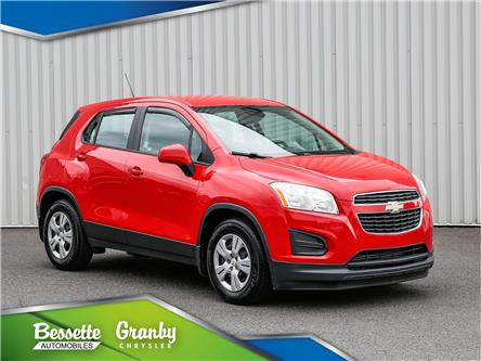 2015 Chevrolet Trax LS (Stk: 21-181A) in Cowansville - Image 1 of 21