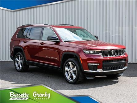 2021 Jeep Grand Cherokee L Limited (Stk: B21-388) in Cowansville - Image 1 of 45