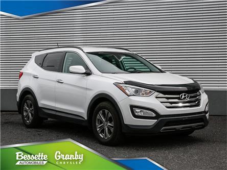 2014 Hyundai Santa Fe Sport 2.4 Premium (Stk: G21-295A) in Granby - Image 1 of 27
