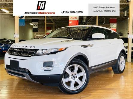 2012 Land Rover Range Rover Evoque Pure Plus (Stk: 4401-28) in North York - Image 1 of 20