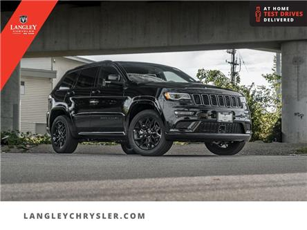 2021 Jeep Grand Cherokee Limited (Stk: M748939) in Surrey - Image 1 of 28