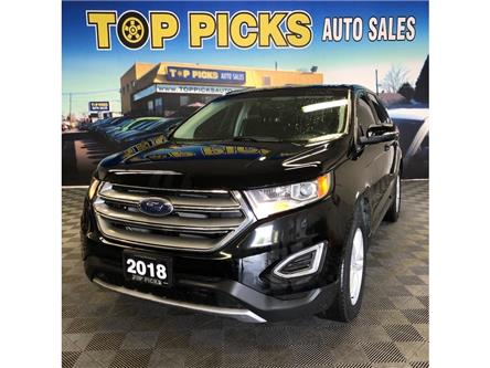 2018 Ford Edge SEL (Stk: C41020) in NORTH BAY - Image 1 of 27