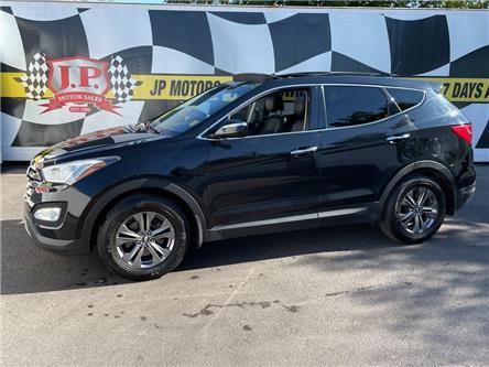 2014 Hyundai Santa Fe Sport Luxury (Stk: 51335) in Burlington - Image 1 of 26