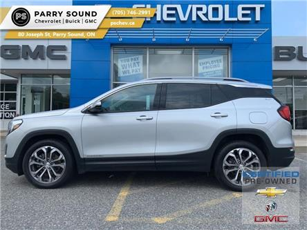 2020 GMC Terrain SLT (Stk: PS21-067) in Parry Sound - Image 1 of 23