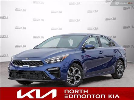 2021 Kia Forte EX (Stk: 21FT8240) in Edmonton - Image 1 of 23