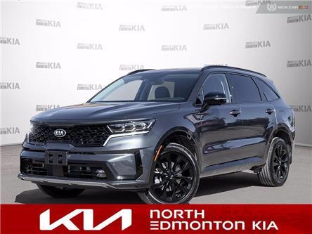 2021 Kia Sorento 2.5T SX w/Black Leather (Stk: 21SN0912) in Edmonton - Image 1 of 23