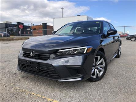 2022 Honda Civic LX (Stk: P9570) in Barrie - Image 1 of 18