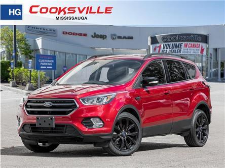 2018 Ford Escape Titanium (Stk: 8507PT) in Mississauga - Image 1 of 22