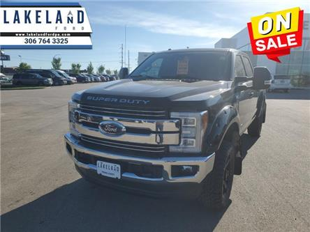 2018 Ford F-350 Lariat (Stk: F2635) in Prince Albert - Image 1 of 19