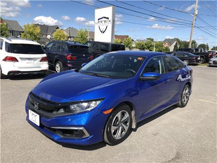 2019 Honda Civic LX (Stk: 21354) in Ottawa - Image 1 of 21
