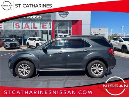 2017 Chevrolet Equinox LT (Stk: MU21042A) in St. Catharines - Image 1 of 2