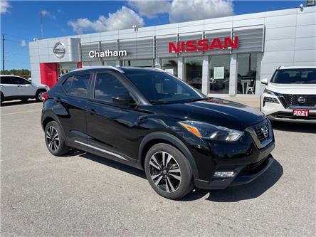 2019 Nissan Kicks SR (Stk: M0130A) in Chatham - Image 1 of 21