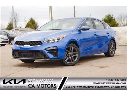 2021 Kia Forte EX Premium (Stk: 21086) in Petawawa - Image 1 of 30
