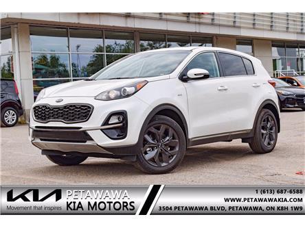 2021 Kia Sportage LX (Stk: 21163) in Petawawa - Image 1 of 30