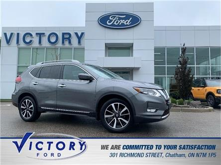 2017 Nissan Rogue  (Stk: V20012A) in Chatham - Image 1 of 27