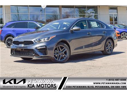 2021 Kia Forte EX Premium (Stk: 21118) in Petawawa - Image 1 of 30
