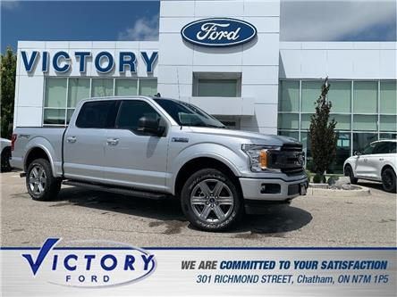 2019 Ford F-150 XLT (Stk: V20455A) in Chatham - Image 1 of 23