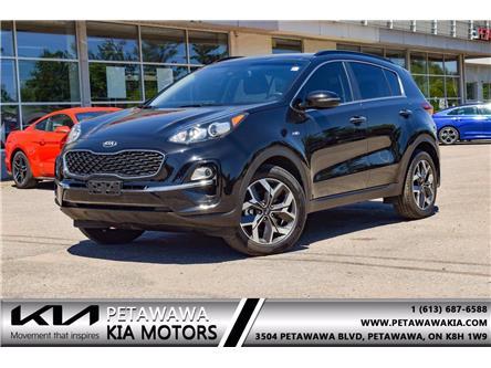 2020 Kia Sportage EX Premium (Stk: P0130) in Petawawa - Image 1 of 30
