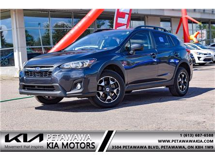 2018 Subaru Crosstrek Sport (Stk: P0146) in Petawawa - Image 1 of 12