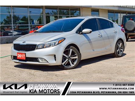 2017 Kia Forte EX (Stk: 21142A) in Petawawa - Image 1 of 29