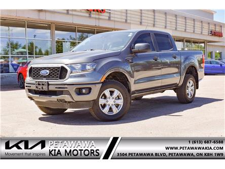 2020 Ford Ranger Lariat (Stk: P0127) in Petawawa - Image 1 of 29