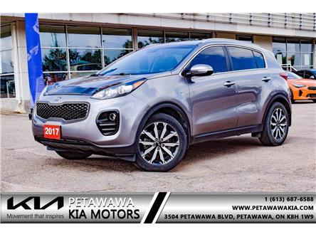 2017 Kia Sportage EX (Stk: 21099A) in Petawawa - Image 1 of 30