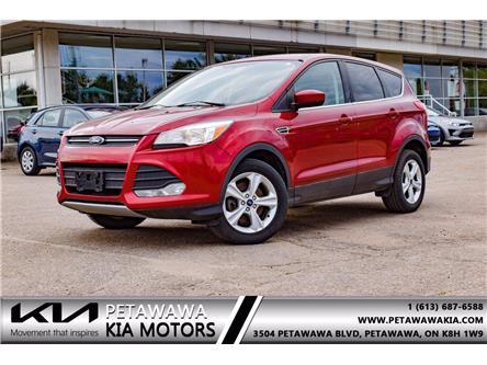 2014 Ford Escape SE (Stk: 21105B) in Petawawa - Image 1 of 12