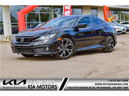 2019 Honda Civic Sport (Stk: P0141) in Petawawa - Image 1 of 30