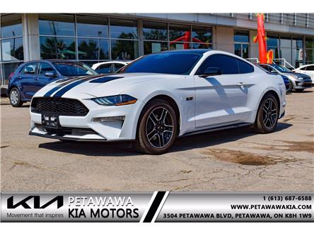 2021 Ford Mustang EcoBoost (Stk: P0118A) in Petawawa - Image 1 of 24