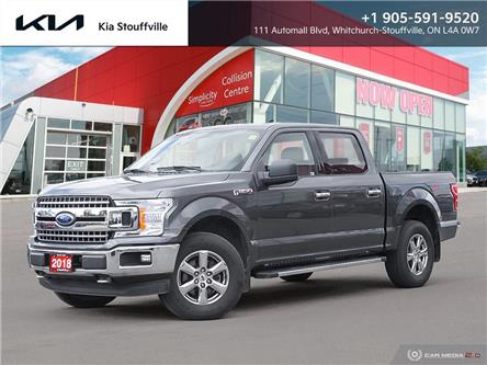 2018 Ford F-150 XLT (Stk: P0475) in Stouffville - Image 1 of 23