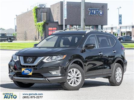 2019 Nissan Rogue SV (Stk: 721578) in Milton - Image 1 of 20