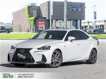 2018 Lexus IS 300 Base (Stk: 033435) in Milton - Image 1 of 22