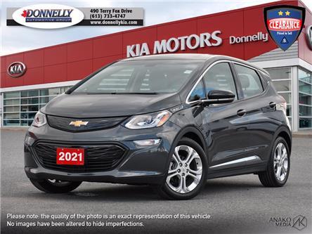 2021 Chevrolet Bolt EV LT (Stk: KW85A) in Ottawa - Image 1 of 27