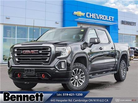 2020 GMC Sierra 1500 AT4 (Stk: 210888A) in Cambridge - Image 1 of 27