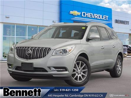 2017 Buick Enclave Leather (Stk: 210194A) in Cambridge - Image 1 of 28