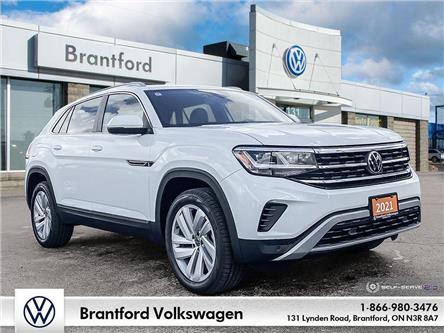 2021 Volkswagen Atlas Cross Sport 3.6 FSI Highline (Stk: AS21998) in Brantford - Image 1 of 26
