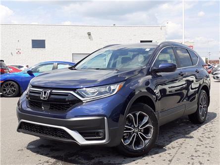 2021 Honda CR-V EX-L (Stk: 17-21-0169) in Ottawa - Image 1 of 25