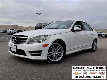 2014 Mercedes-Benz C-Class Base (Stk: 0205702) in Langley City - Image 1 of 28