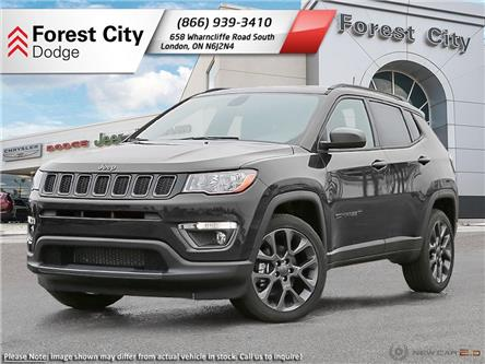 2021 Jeep Compass North (Stk: 21-9005) in London - Image 1 of 22